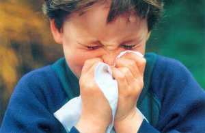 sinusitis-boy