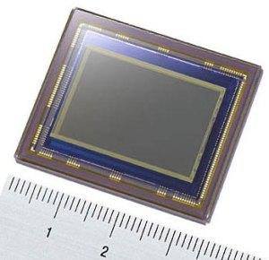 CMOS sensor 35mm